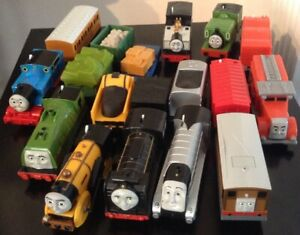 THOMAS THE TRAIN TRAINS SETS USED ASSORTED TRACKMASTER