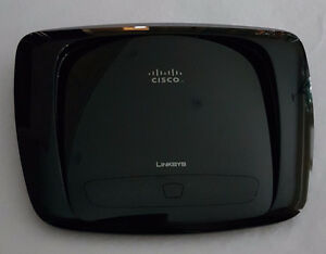 Linksys Cisco router