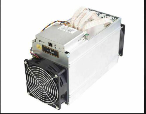 4 X Antminer L3+ Litecoin Miner ASIC Scrypt 504MH/s