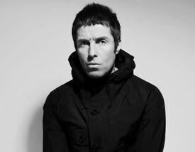 4 x Liam Gallagher tickets Metro Radio Arena Newcastle