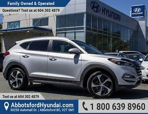2016 Hyundai Tucson Premium 1.6 ONE OWNER, GREAT CONDITION &...