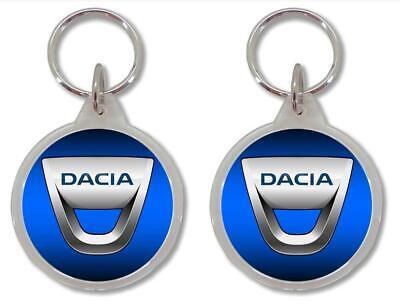 3 MODELOS DIFERENTES Llavero DACIA Keyring Keychain Portachiavi