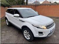 2012 Land Rover / Range Rover evoque