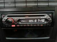 Sony Xplod 50x4 CAR CD PLAYER MP3 PLAYER AUX CAR RADIO CAR STEREO CAR HEADUNIT