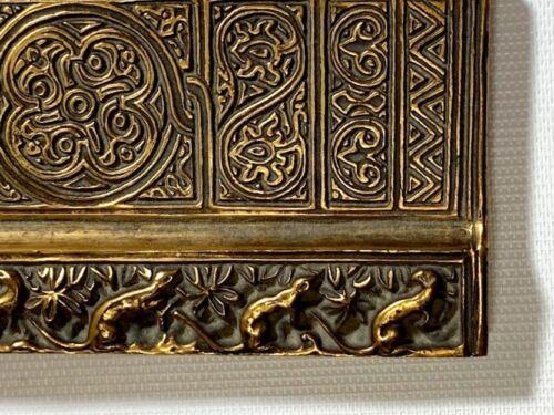 Tiffany Studios Bronze Venetian Blotter