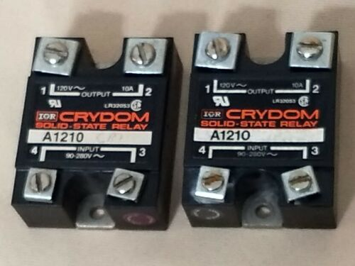 Crydom A1210 120V 10A Solid State Relay