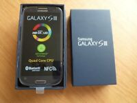 SAMSUNG GALAXY S3 BRAND NEW UNLOCKED WARRANTY and