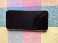 iPHONE 5S BLACK 16GB EE