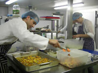 Commercial kitchen premises for flexible hire in London