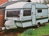 Caravan / trailer tent wanted