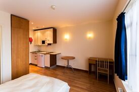DSS WELCOME, Housing Benefit Accepted,Studios Flats available every week.