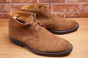 Tods men's suede boots sz 7.5