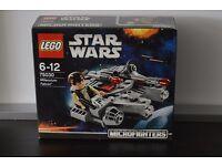 Lego Star Wars Millennium Falcon Micro Fighter