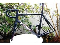 2015 Time FLUIDITY FIRST carbon road bike frame module M size SUPERB RRP $3000+more
