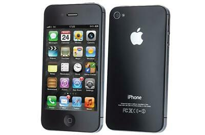 Apple iPhone 4s 16GB AT&T Network Locked Black