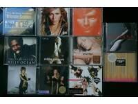 Bundle of CDs worth £80 music mp3 player