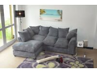 DYLAN COUCHES ON SALE CORNER SOFA AND 3+2 SEATER SOFA SET AVAILABLE IN STOCK