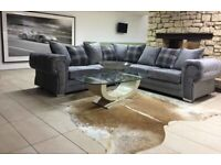Super Deluxe VERONA Corner or 3+2 Seater Sofa