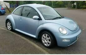 2005 VW Beetle