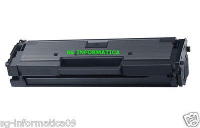 Cartuccia Toner Nero Compatibile per Samsung Xpress M2020 M2022 M2070  SL-M2070
