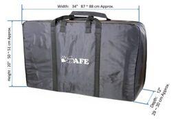 i-Safe Single Pram Travel Bag Brand new