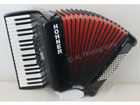 HOHNER BRAVO III 72 Bass Piano Accordion