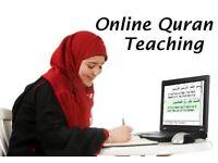 1-1 Online Quran Classes