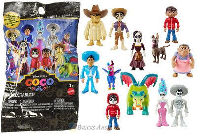 Disney Pixar COCO - Skullectables Minifigures - New & Sealed Packs - You Choose
