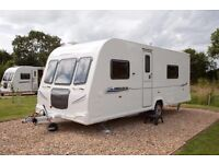 Bailey Pegasus 534 2010 Fixed Bed End Bathroom with MOTOR MOVER & FULL AWNING