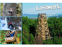 Landmark Forest Adventure Park: Half Price Family Day Pass (2 adults + 2 children)