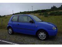 SEAT AROSA SDI 1.7 (2000)