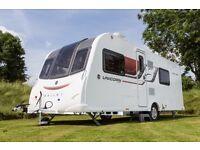 Bailey Unicorn 3 Cadiz 2015 touring caravan