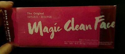 NATURAL Makeup remover Face Towels~SET X2~Pink Microfiber~ GLOBAL SHIP