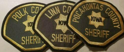 IOWA Sheriff