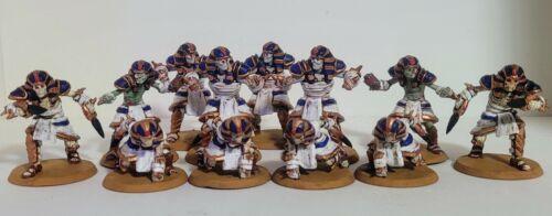 Bloodbowl Custom Tomb King (Khemri) team