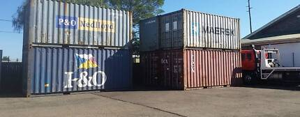 20ft Shipping Containers GRIFFITH NSW Griffith Griffith Area Preview