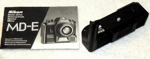 Nikon MD-E Motor Drive MDE