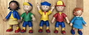 Lot de figurines Caillou 30$