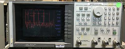 Agilent / HP 8753C Network Analyzer, 300 kHz to 6 GHz w/ Opt  006