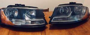2010 Audi A3 Headlamps