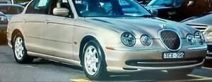 2000 Jaguar S Type Sedan Darwin CBD Darwin City Preview