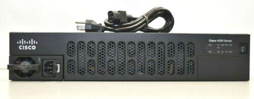 Cisco 4300 Series ISR4351/K9 PoE Gigabit Ethernet Integrated Services Router