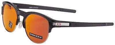Oakley Latch Key M Sunglasses OO9394-0452 Black Ink Frame| Prizm Ruby Lens |BNIB