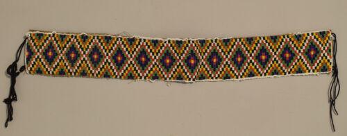 Belt African Zulu Beaded Married Woman Belt