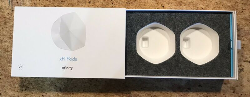 🔌🔥2nd Gen Comcast Xfinity xFi Pod WiFi Extender Repeater BOX ONLY🔌🔥