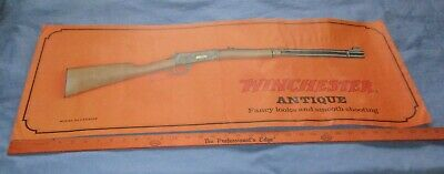 Vintage Winchester Poster