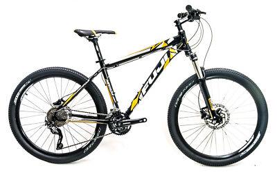 "2015 17"" Fuji Nevada Comp 1.3 26"" Hardtail Aluminum MTB Bike Shimano SLX 10s NEW"