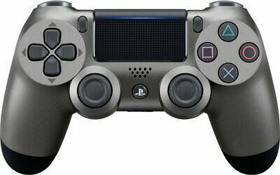 PS4 Dualshock 4 Wireless Controller Brand New Steel Black Sealed  FAST SHIP