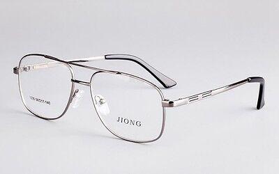 Oversized Titanium Alloy Eyeglass Frames Rx Spectacles Glasses Vintage (Oversized Spectacle Frames)