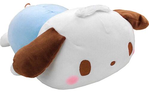 Sega Sanrio Pochacco Yurukawa Nesoberi Large 37cm Plush Doll Pillow SEGA1037673